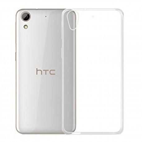 HTC Desire 650 – Etui slim clear case przeźroczyste