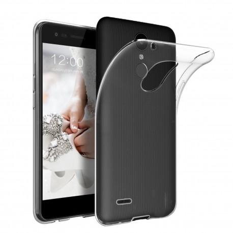 LG K8 2017 X240 – Etui slim clear case przeźroczyste