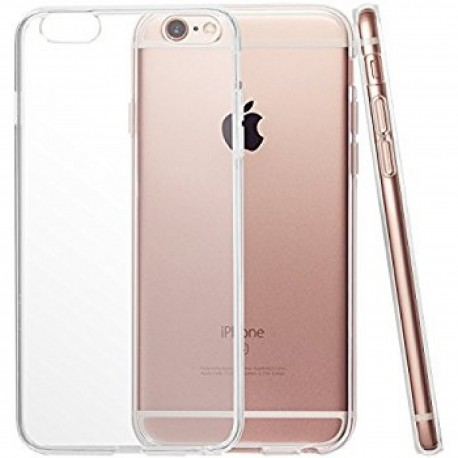 iPhone 6 / 6S - Etui slim clear case przeźroczyste
