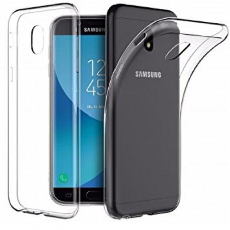 Samsung Galaxy J5 2017 - Etui slim clear case przeźroczyste
