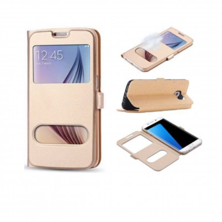 Huawei P8 Lite - Etui flip case