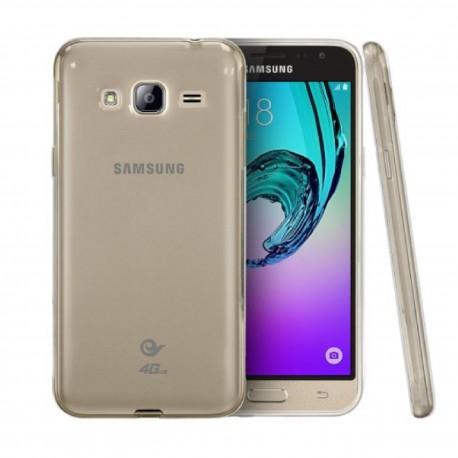 Samsung Galaxy A8 (A800) - Etui slim clear case przeźroczyste
