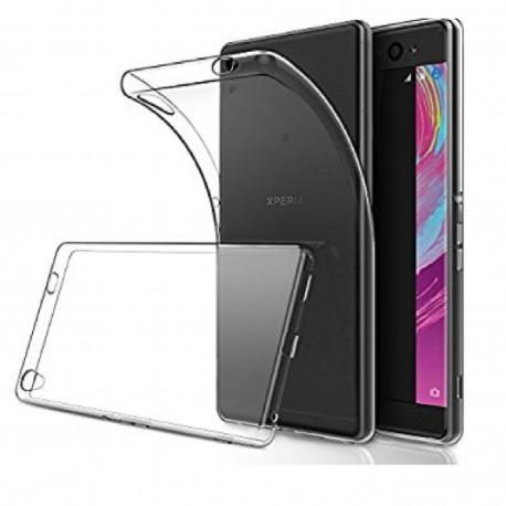 Sony Xperia XA - Etui slim clear case przeźroczyste