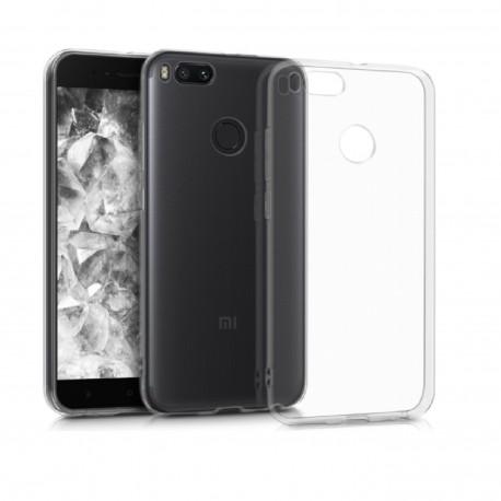 Xiaomi Mi 5x / Mi A1 - Etui slim clear case przeźroczyste