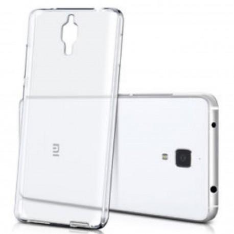 Xiaomi Mi 4 - Etui slim clear case przeźroczyste