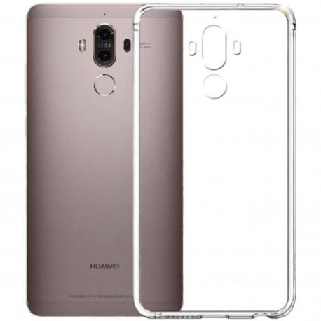 Huawei Mate 9 - Etui slim clear case przeźroczyste
