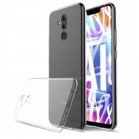 Huawei Mate 20 Lite - Etui slim clear case przeźroczyste